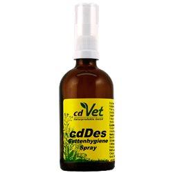 cdDes Bettenhygienespray 100ml