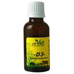 D3- Dorschlebertran