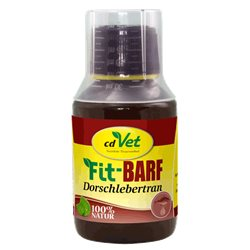 Fit-BARF Dorschlebertran 100ml