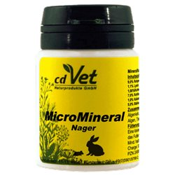 MicroMineral Kaninchen & Nager 25