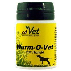 Wurm-o-Vet Hund (bis 20kg) 12g