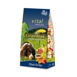 Hund Grainless Obst-Ernte