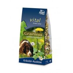 Hund Grainless Kräuter-Auslese