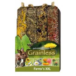 Grainless Farmy's XXL 4-Pack