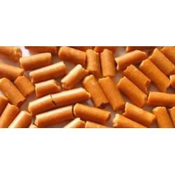 Karottenpellets