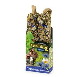 Grainless Farmys Gänseblümchen-Kornblume