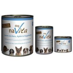naVita dog Lamm mit Reis, Apfel & Hagebutte