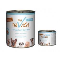 naVita dog Geflügel mit Karotten PreDigestif