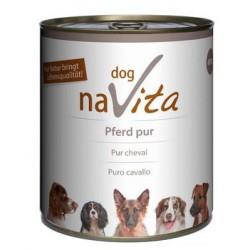 naVita dog Pferd pur - Kein Alleinfuttermittel