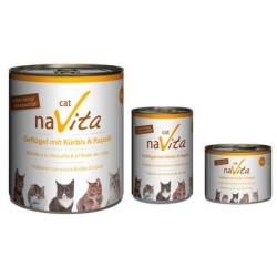 naVita cat Geflügel mit Kürbis & Rapsöl