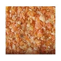 Granulés à la carotte